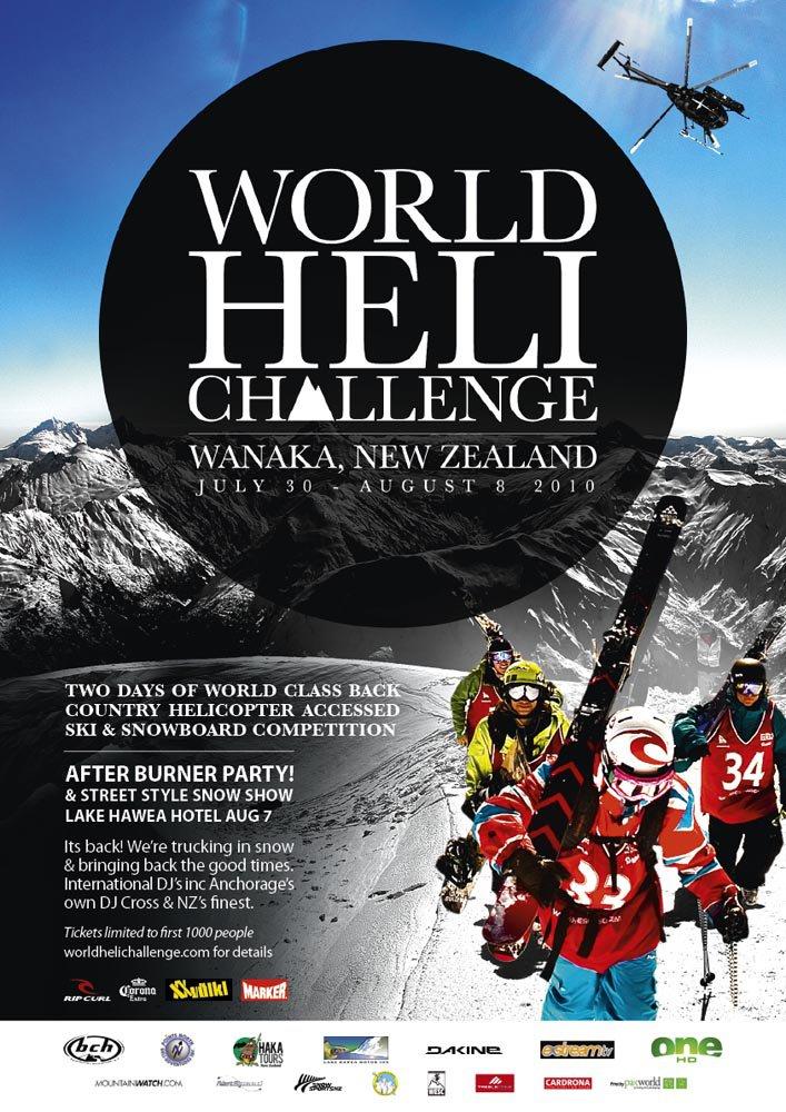 World Heli Challenge 2010