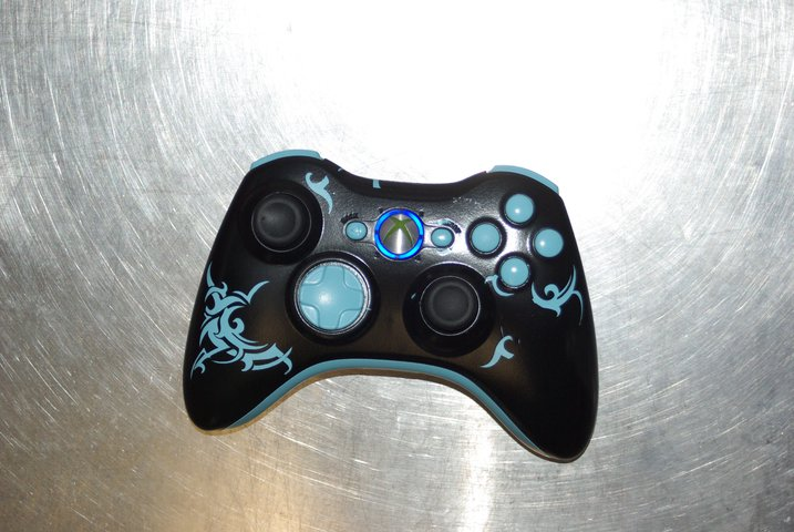 Spikes and Spiral's controller