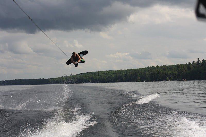 Mikey Marsh Flying