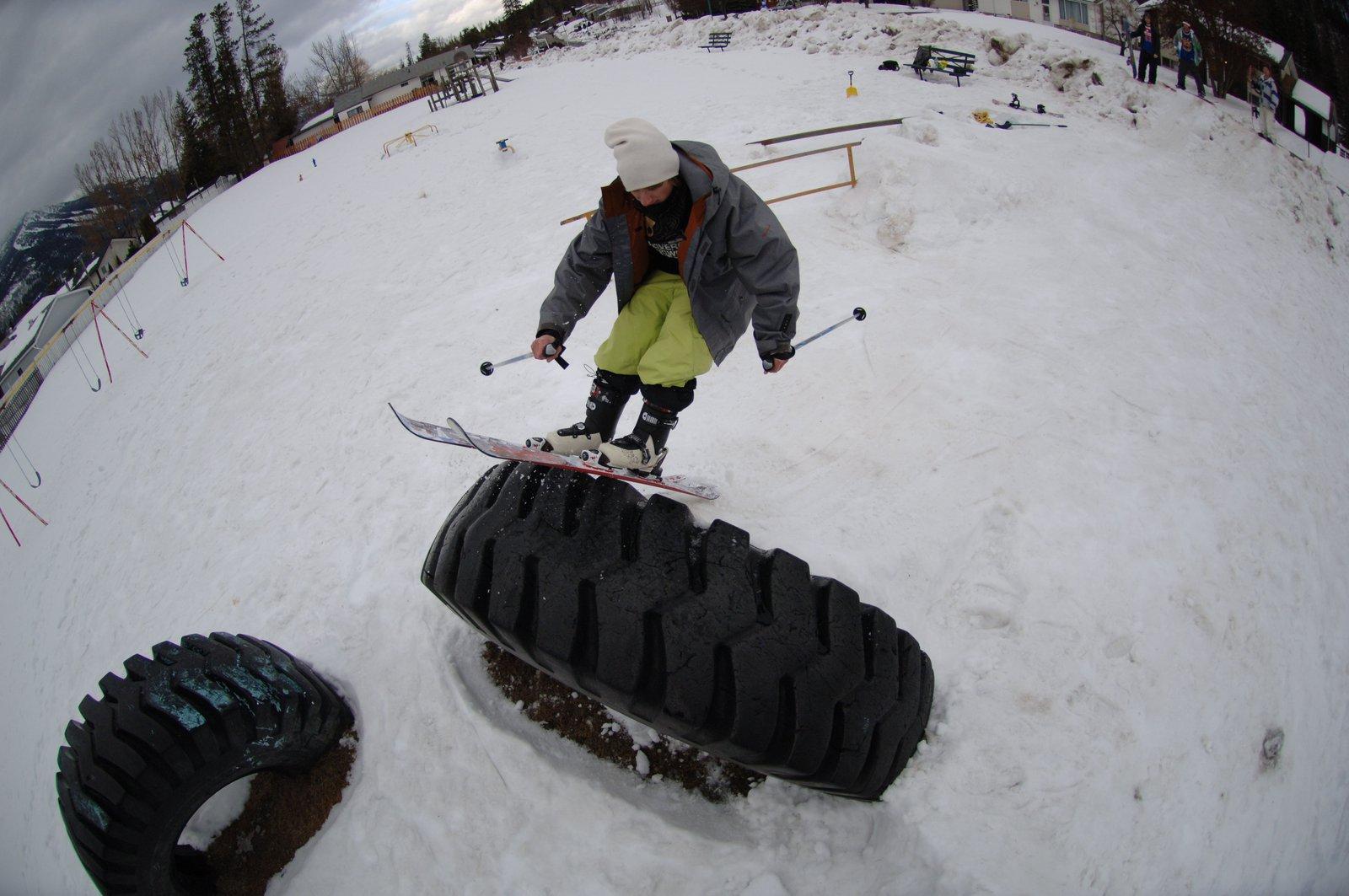 Ridgemont Tyre Shred