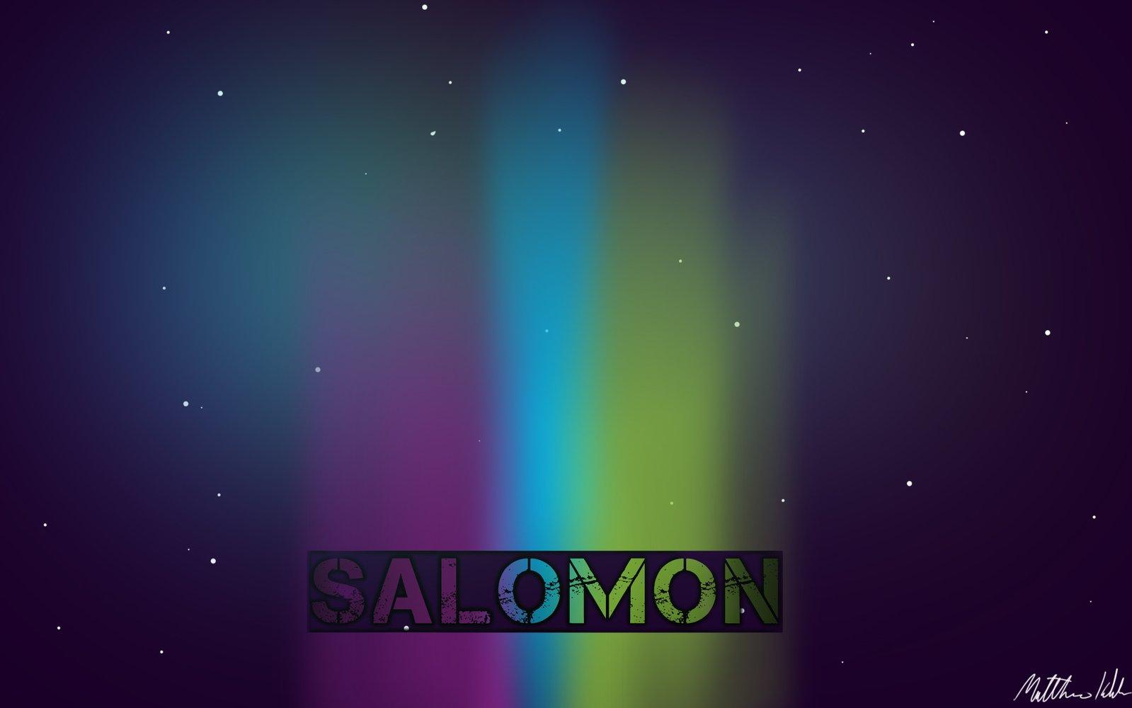 Salomon Wallpaper
