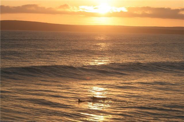 Sunset Left
