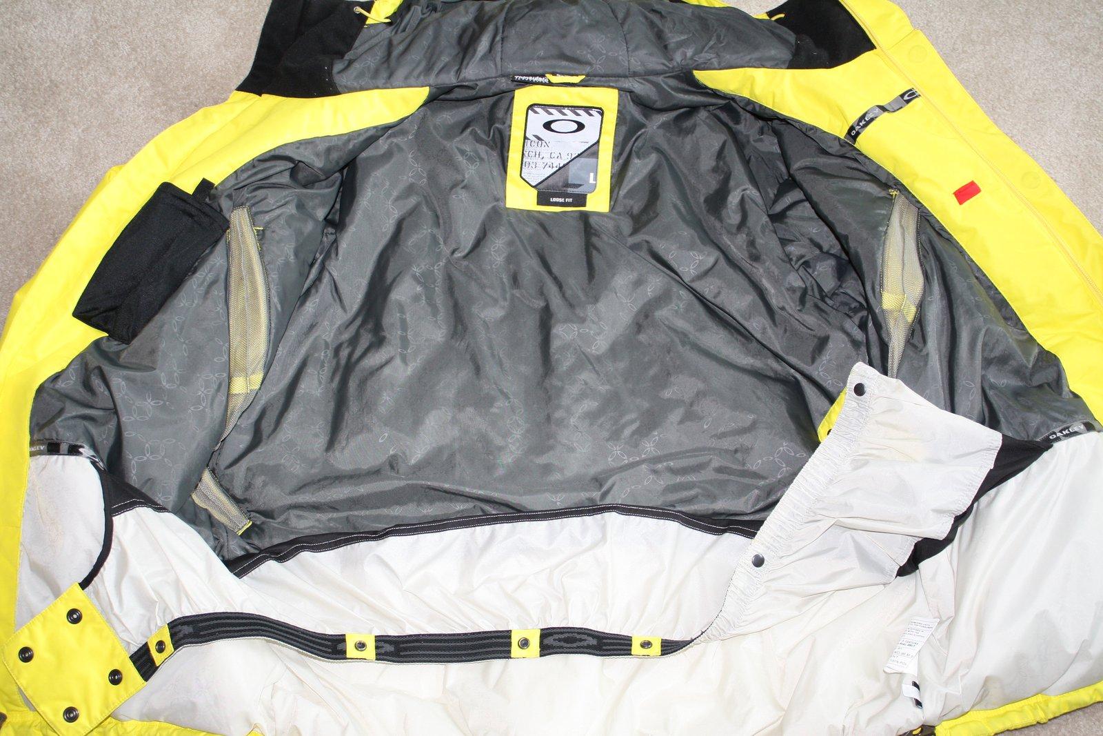 Inside coat
