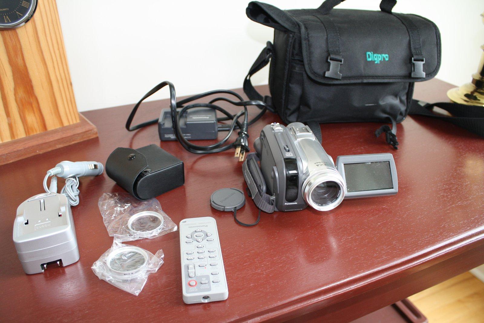 Panasonic PV GS320