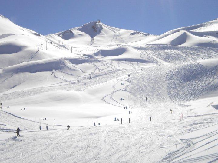 Valle nevado chile 24 june 2010