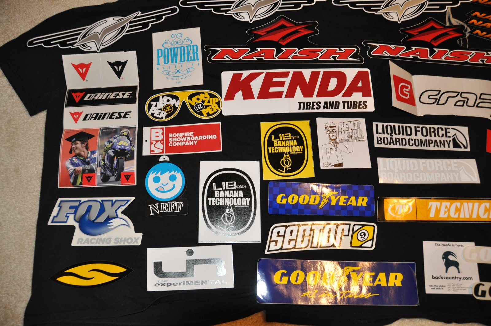 FS: Stickers