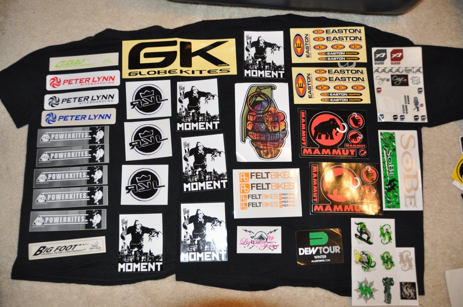 FS: Stickers
