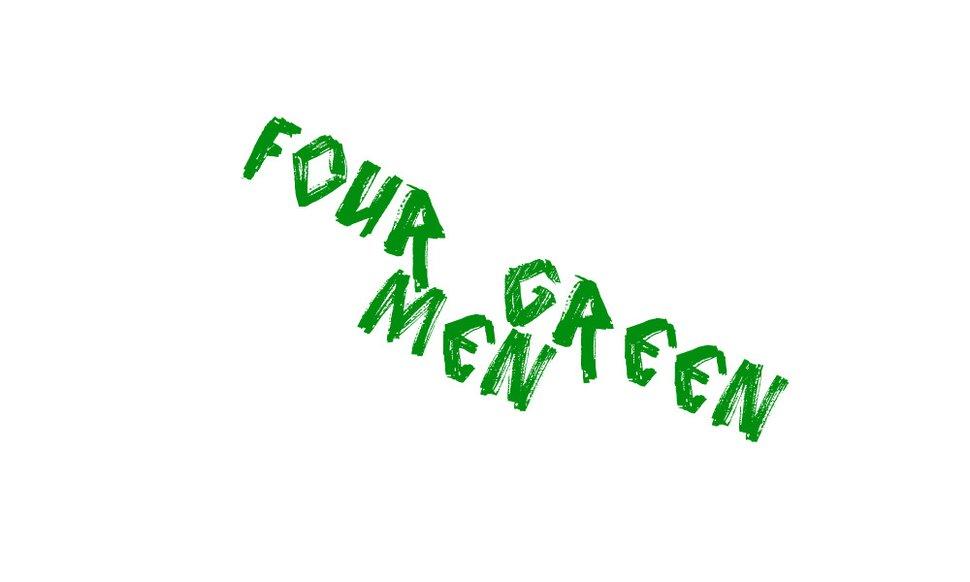 FOUR GREEN MEN