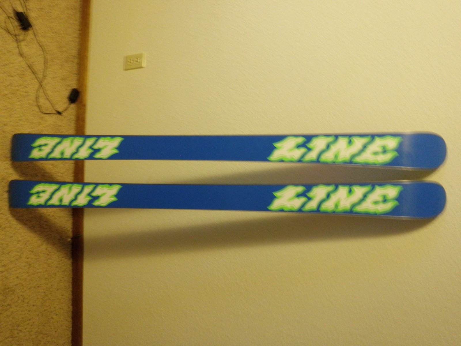 New skis - 1 of 2