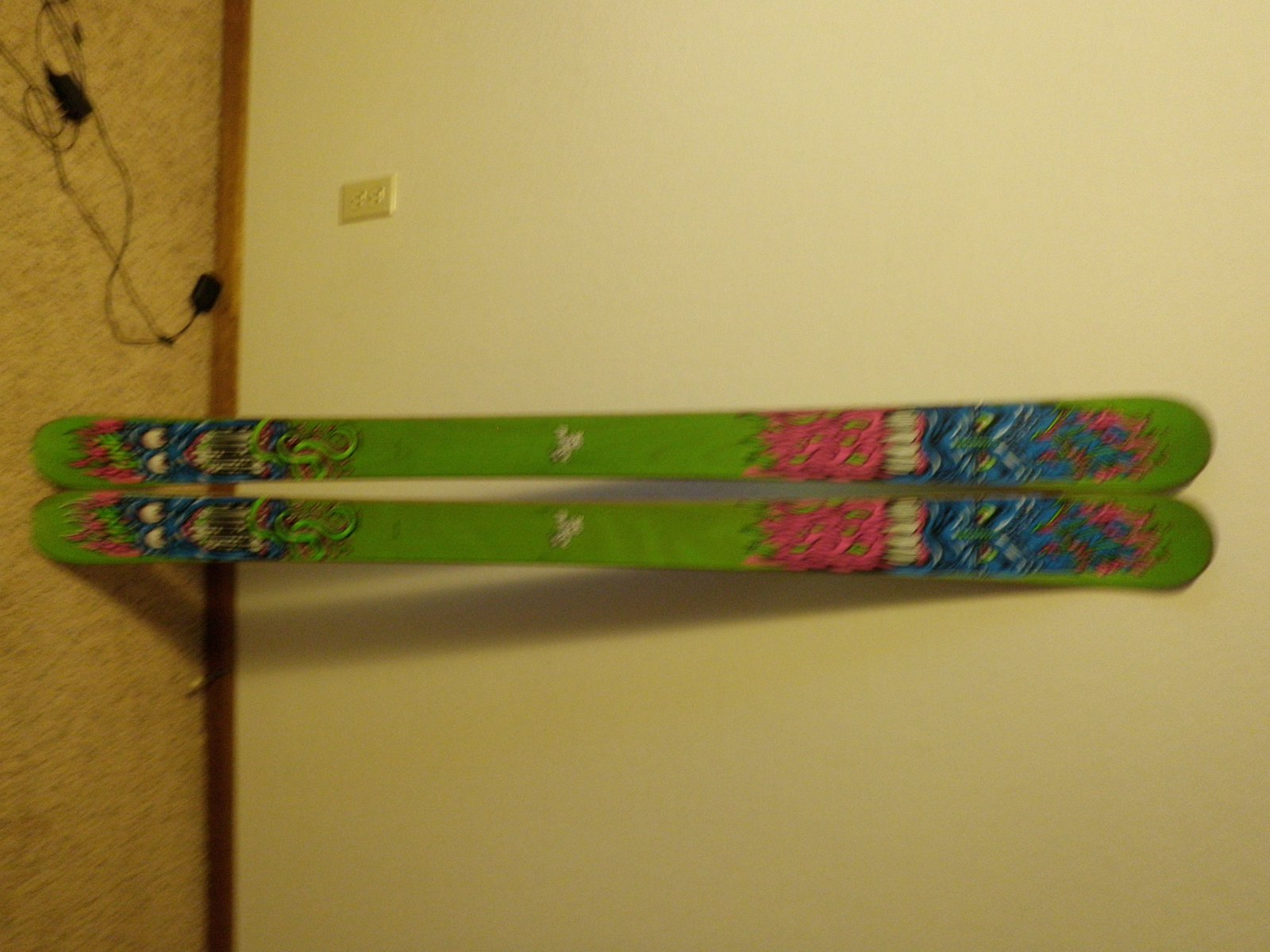 New skis - 2 of 2