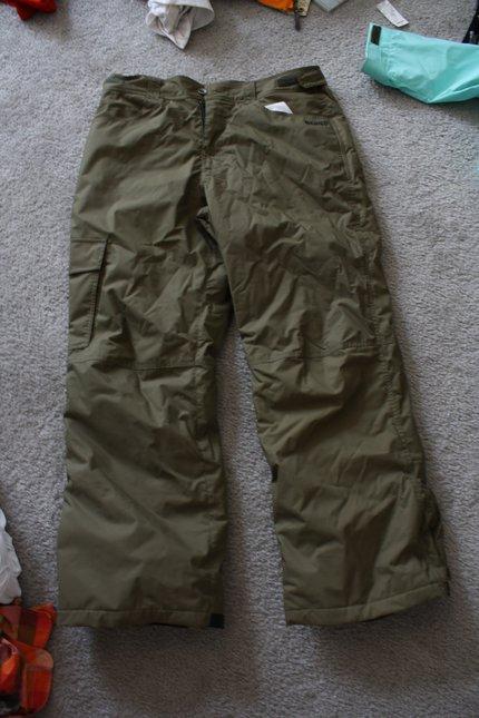 2011 orage pants