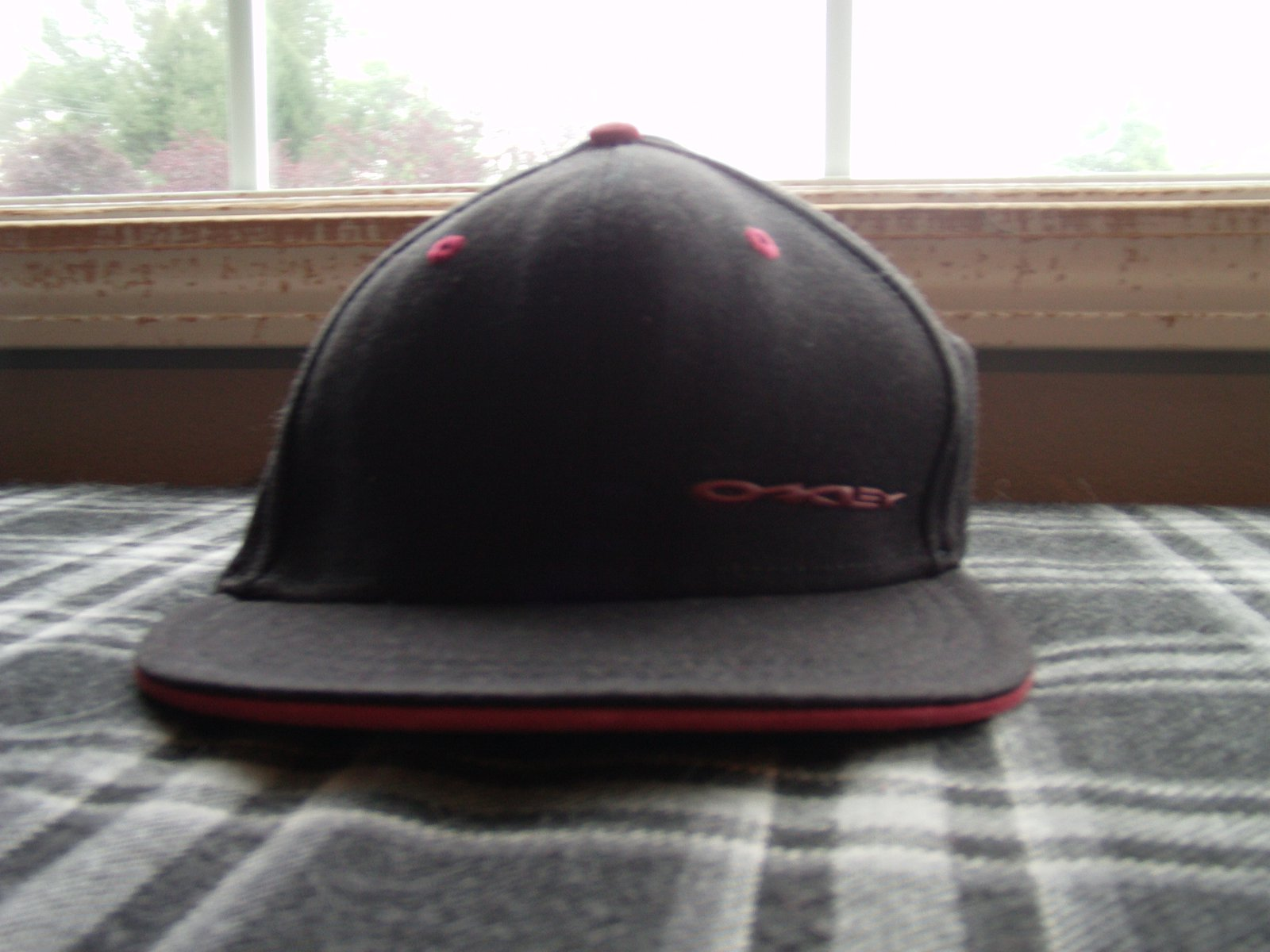 Oakley hat 1