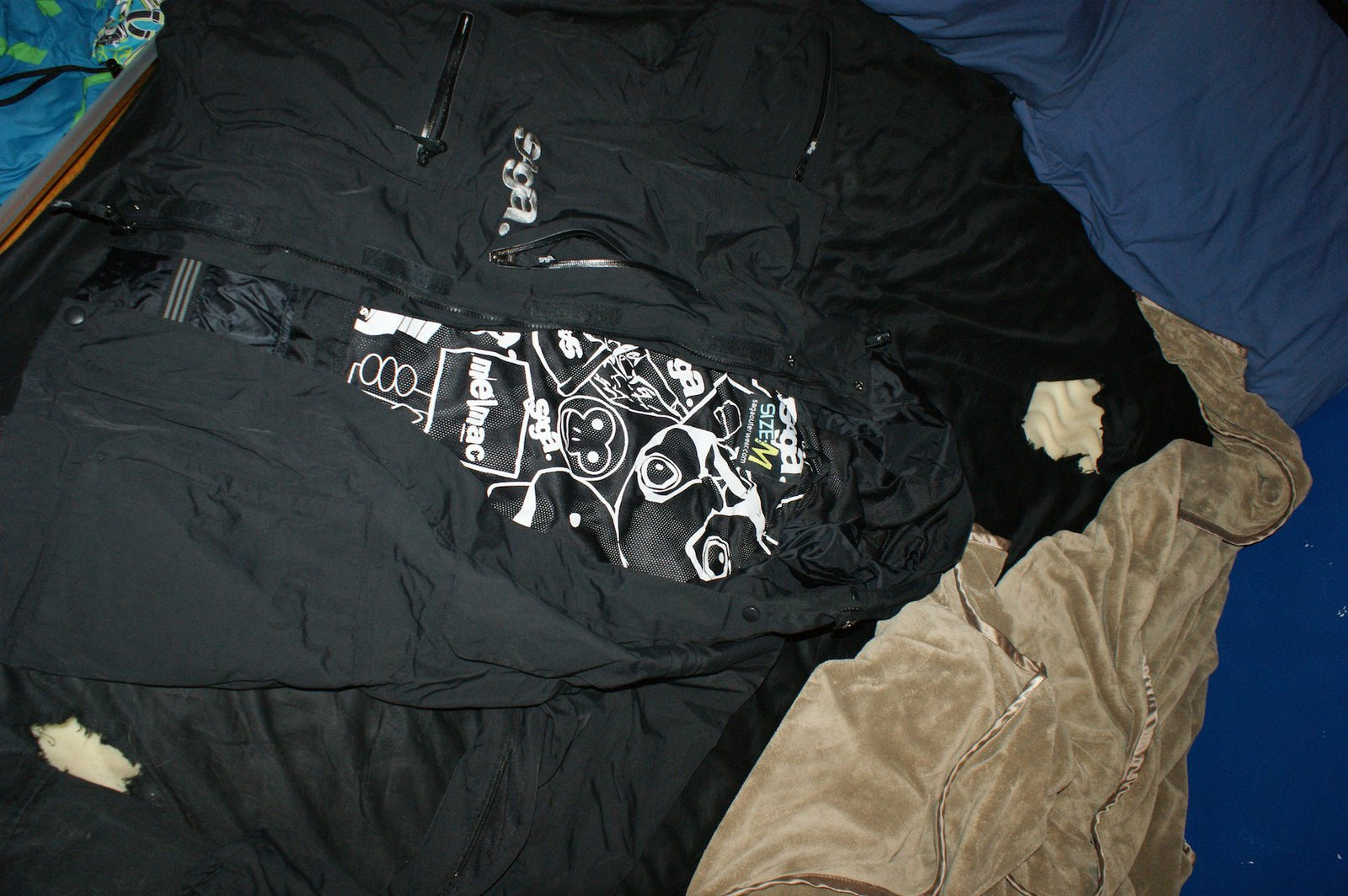Saga jacket for sale