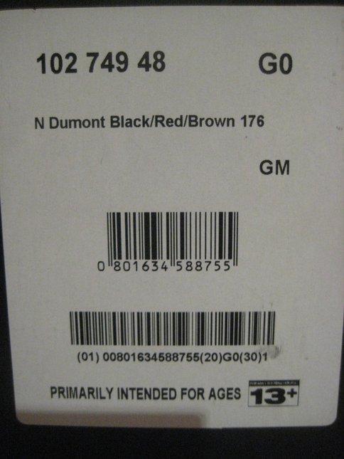 Dumont 176cm