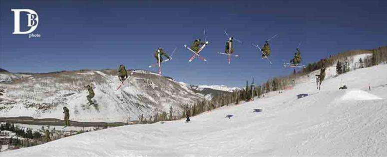 Sw 7 at Vail, CO
