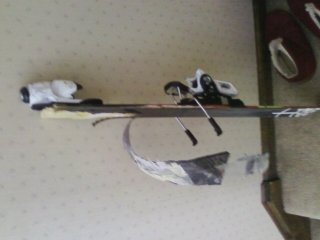 My old skis haha