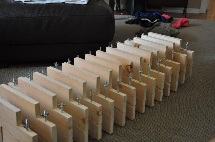 Longboard press