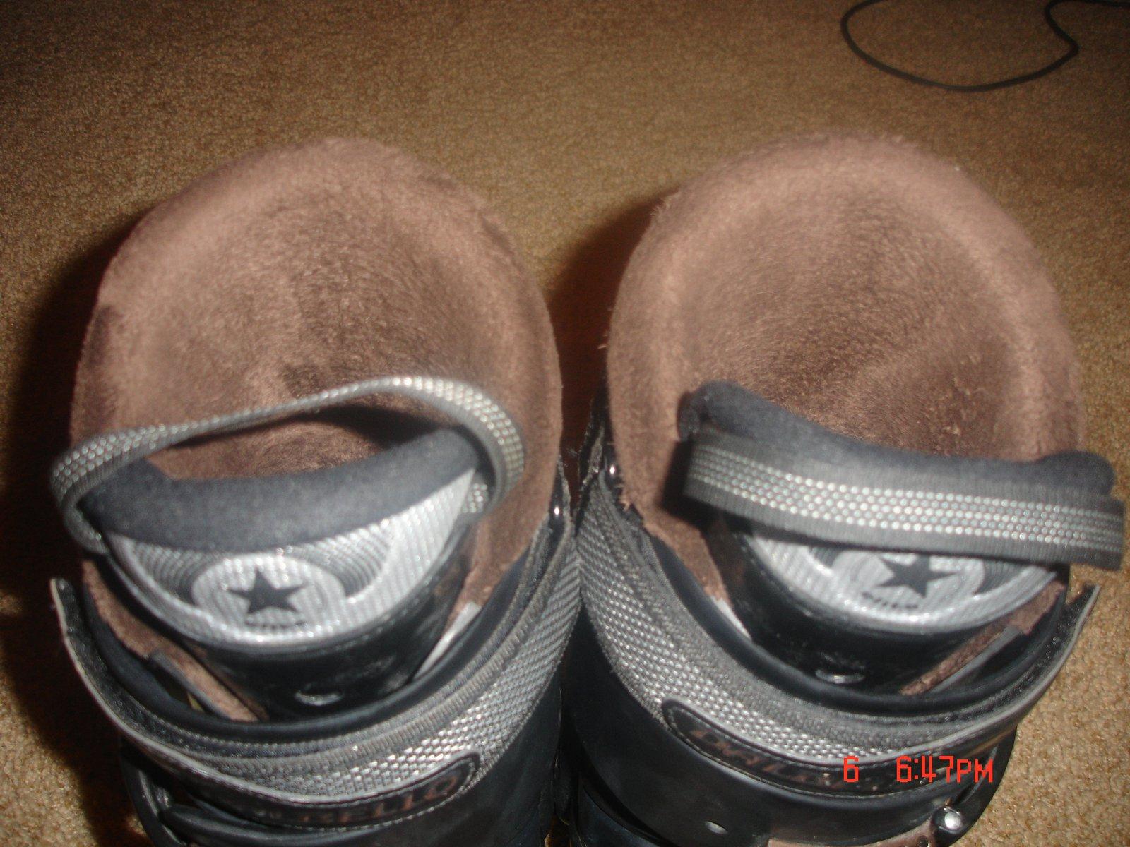 Boot: Inner Lining