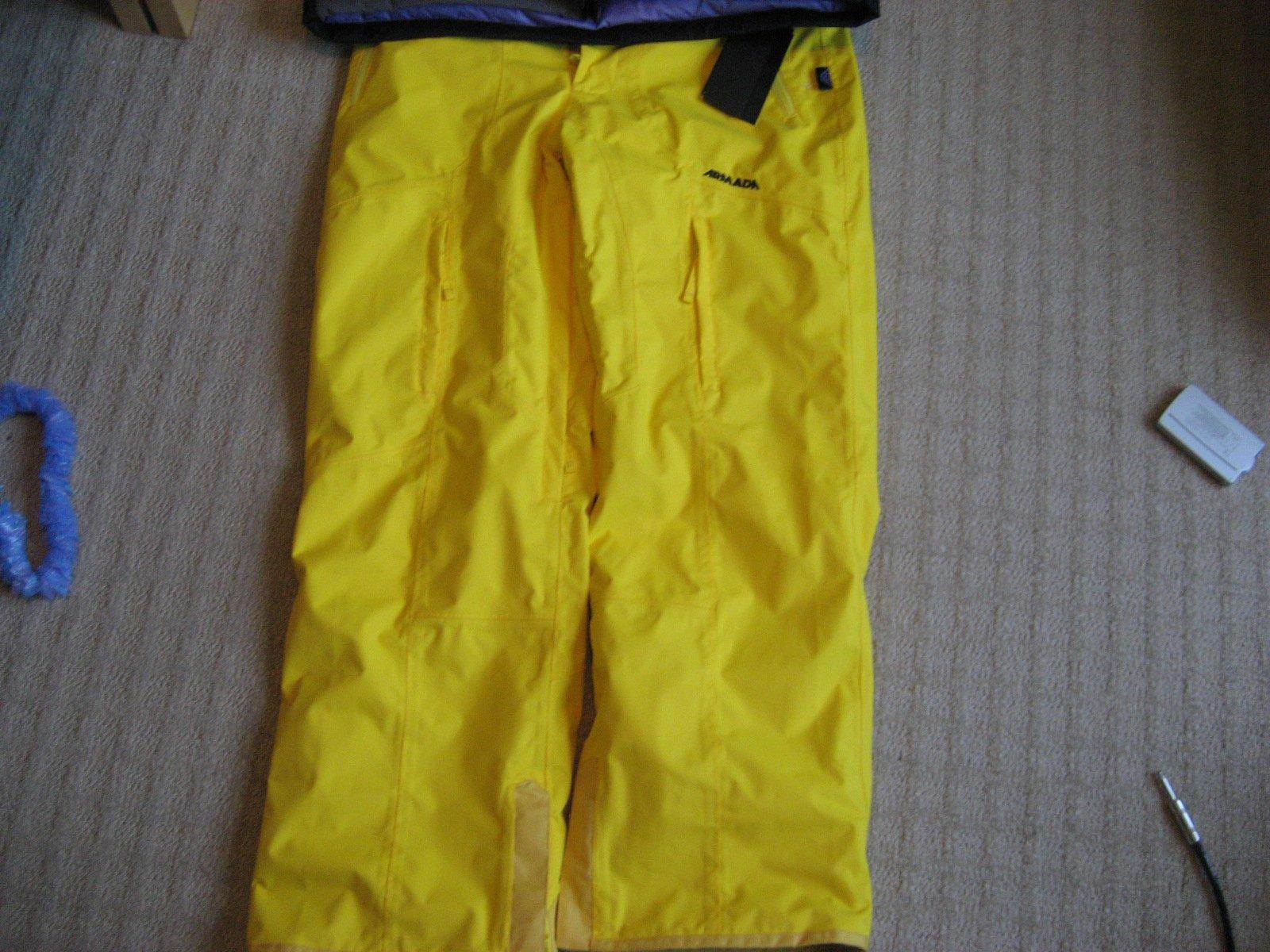 New armada pants 10/10. (auxiliary pants)