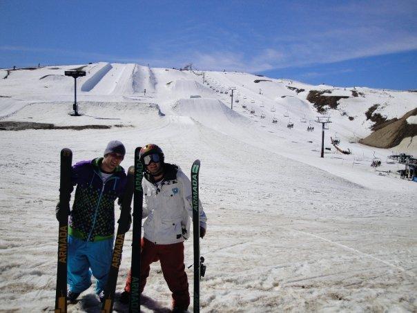 The Boys at Snowpark, NZ