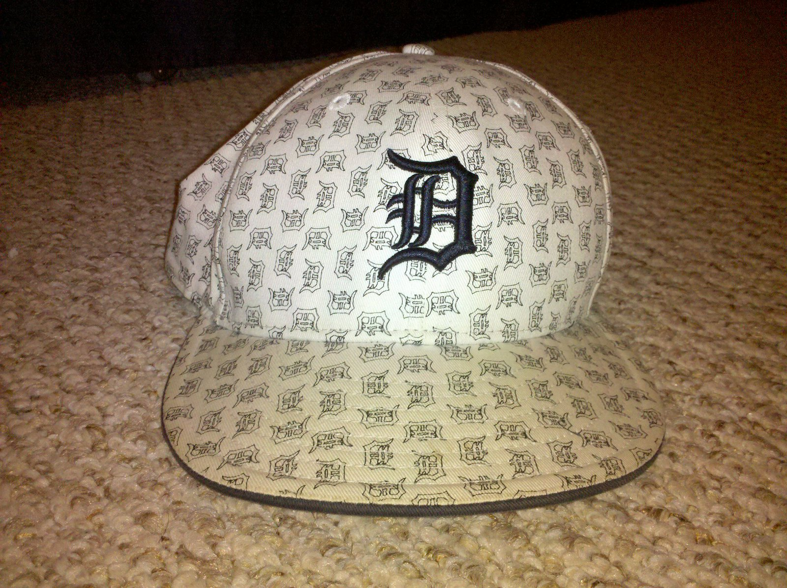 Detroit Tigers Fitted 7 1/4