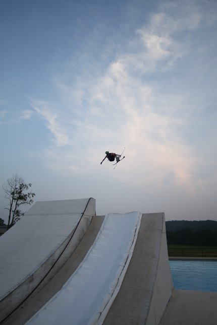 Nick Goepper at Ohio Dreams 2