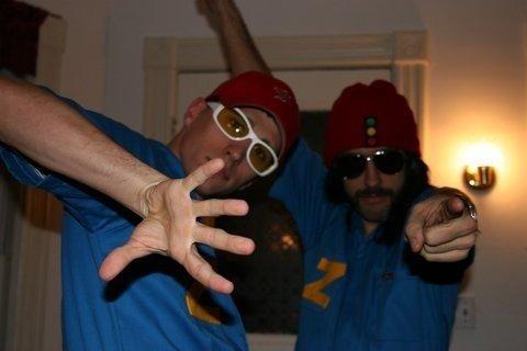 Team Zissou invades Halloween