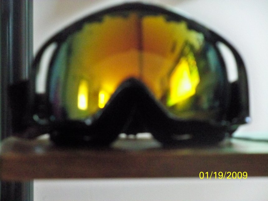Custom goggles - 1 of 3