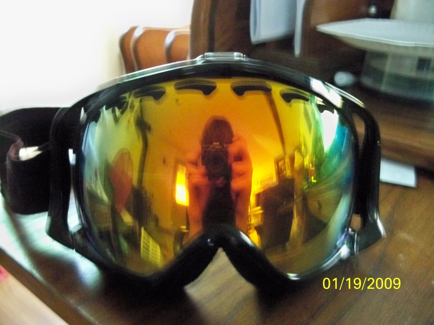 Custom goggles - 2 of 3