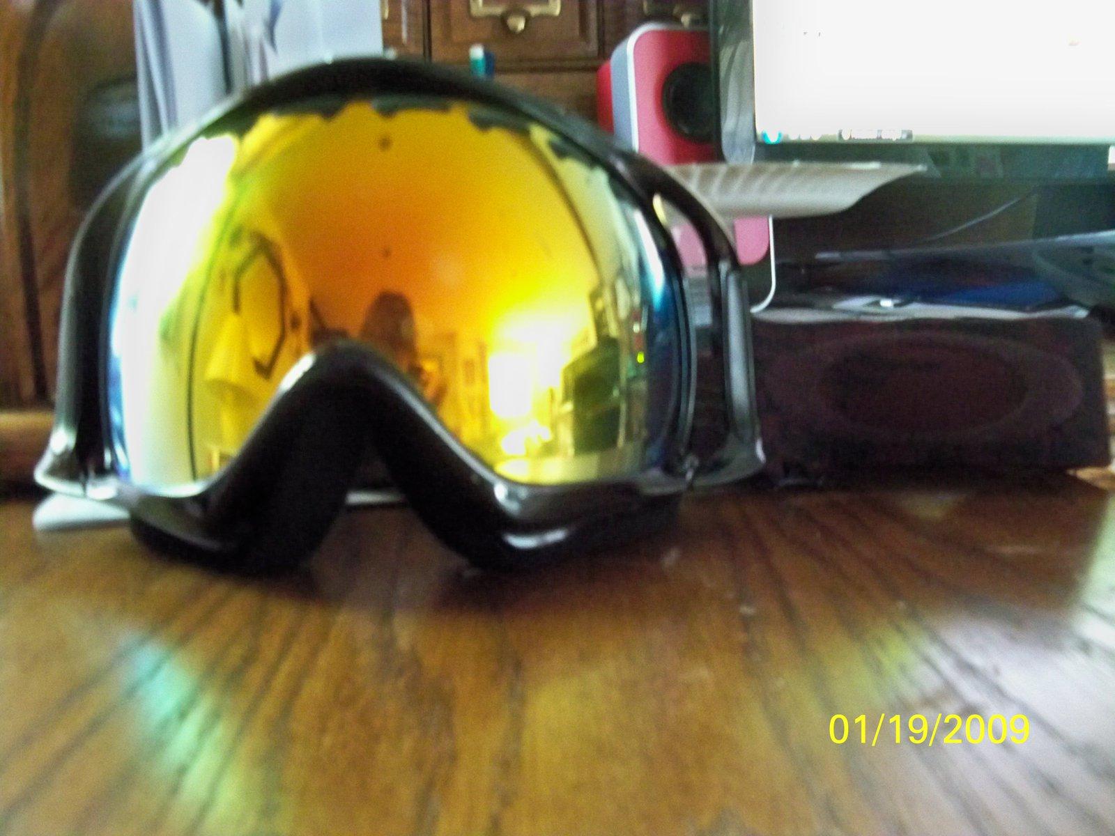 Custom goggles - 3 of 3