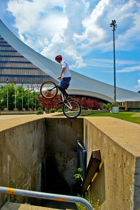 Trial biking - 1 of 7