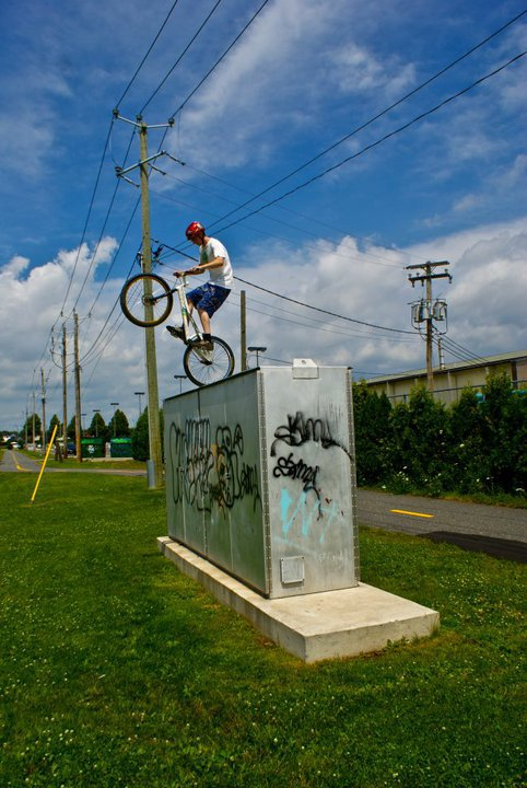 Trial biking - 2 of 7