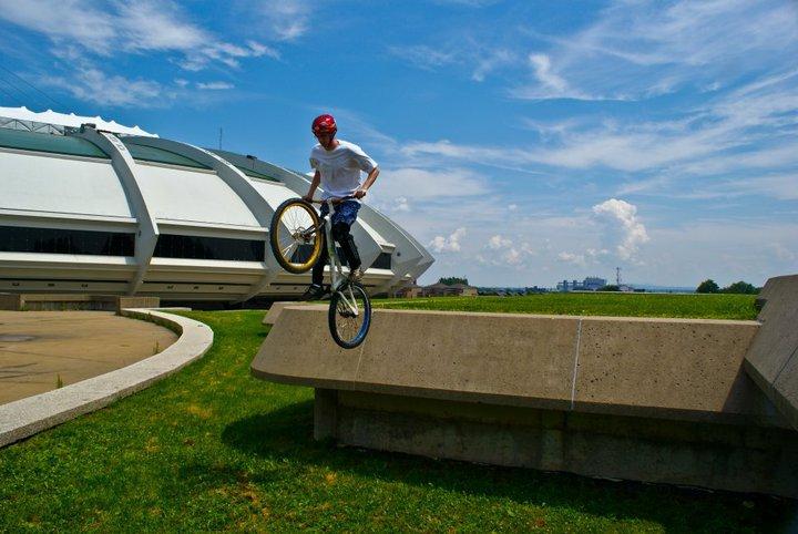 Trial biking - 3 of 7