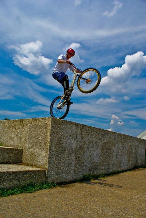 Trial biking - 4 of 7