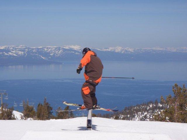 South Lake Tahoe Rail