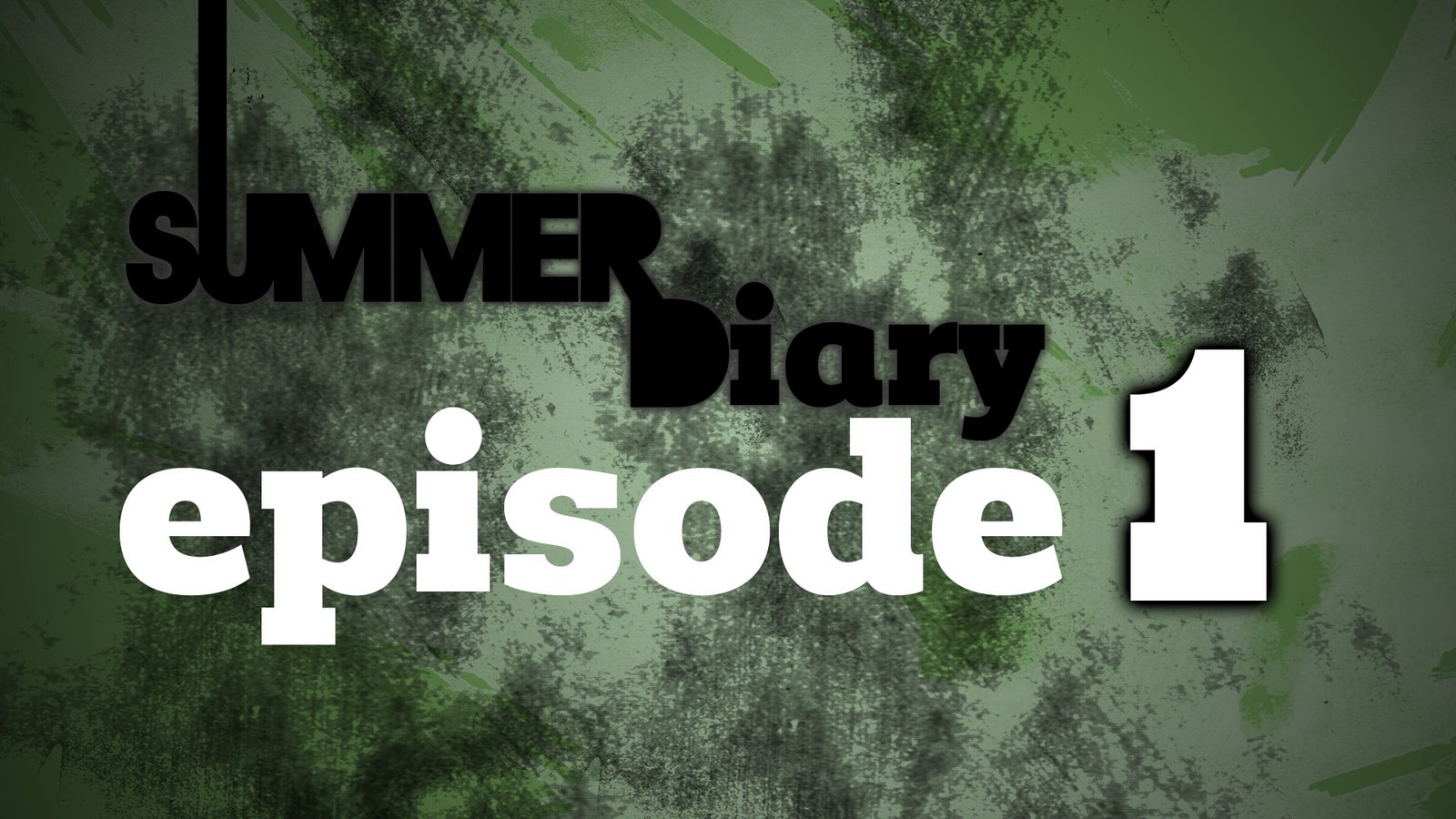 Summer Diary EPISODE 1: Waterjump!