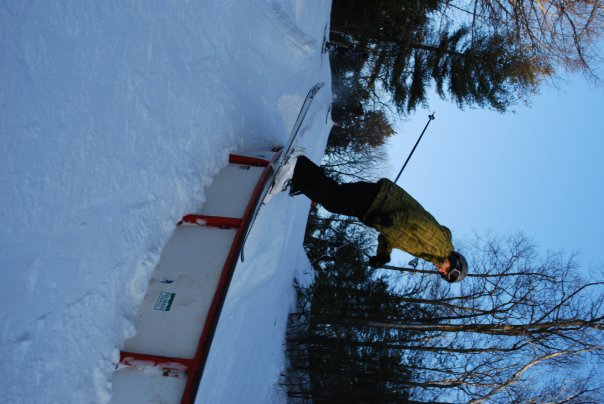 Slayin the s rail