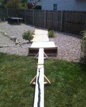 Finished msnow summer setup