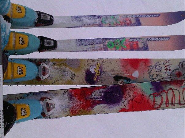 ski spectrum