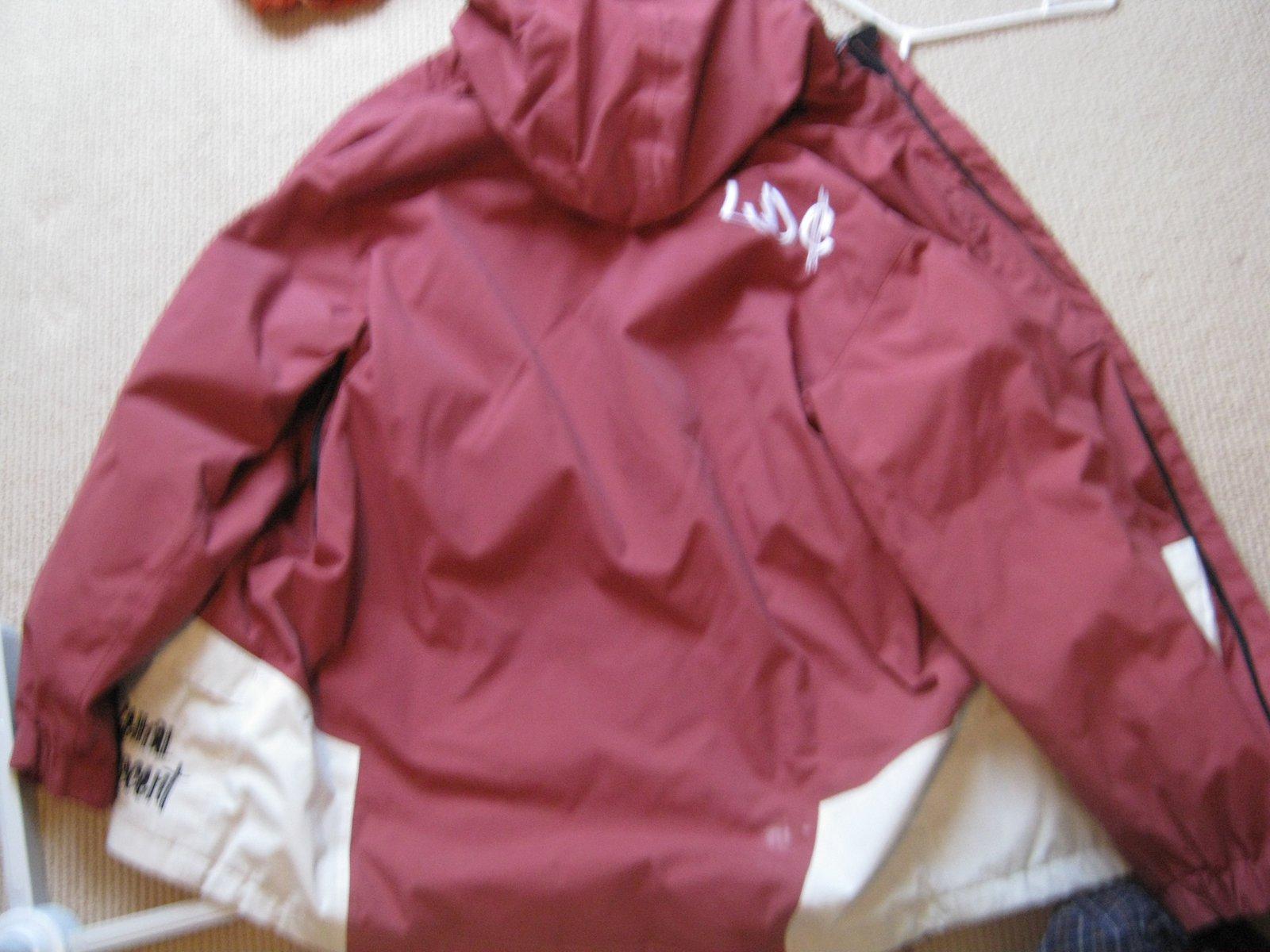 LDC jacket XLT