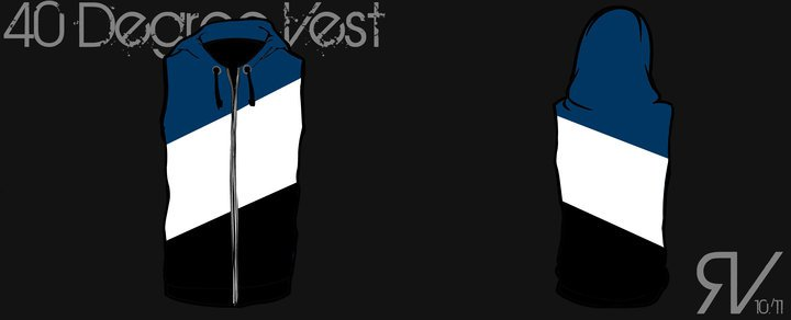 40 Degree Vest