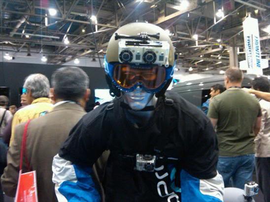 Go Pro 3D