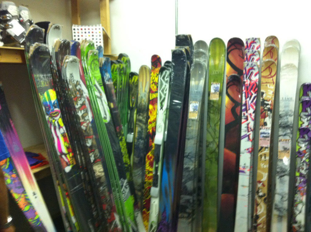 Unpacking the 2011 Line and K2s