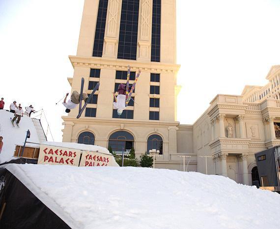 Dual flips at c. palace