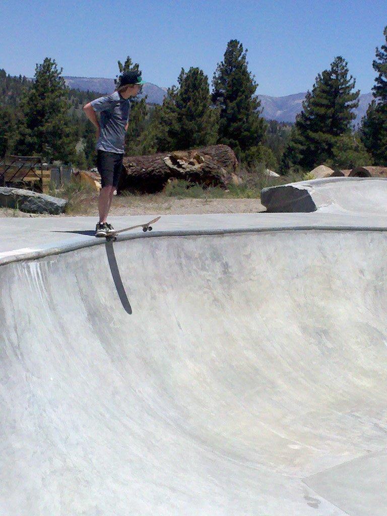 Mammoth skatepark