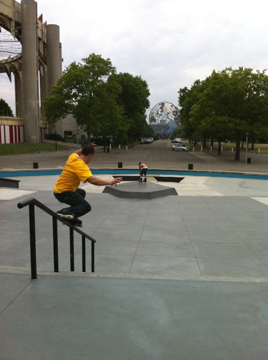 Backside Farfegnugen At World Fair Site Nyc Maloof Skatepark Pictures Newschoolers Com Whether or not you actually like gingerbread cookies is kinda irrelevant. backside farfegnugen at world fair site