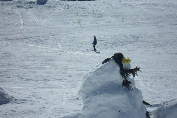 Snowghost Climbing / Coloradoing