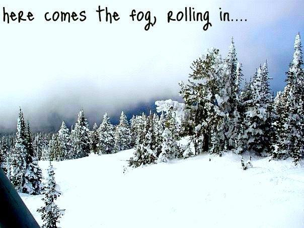 Fog Happens...