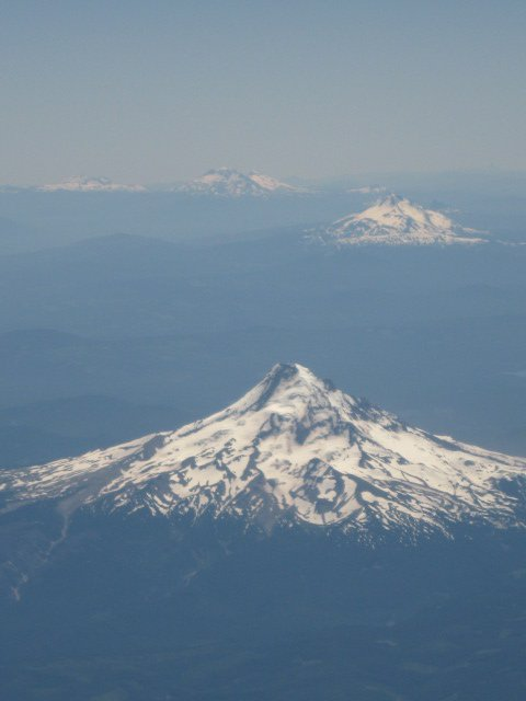 Mt. Hood and the rest