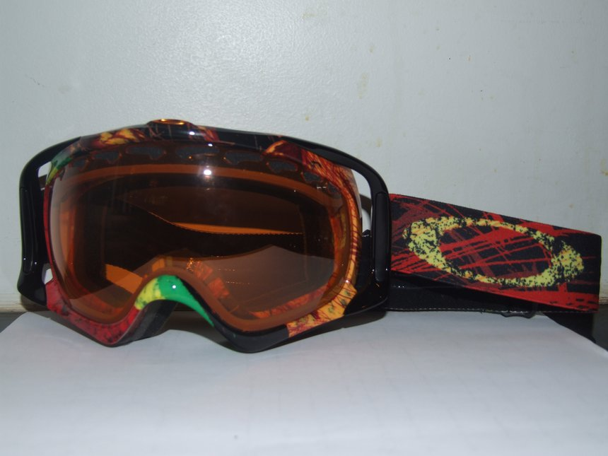 Oakley T-Hall Crowbars